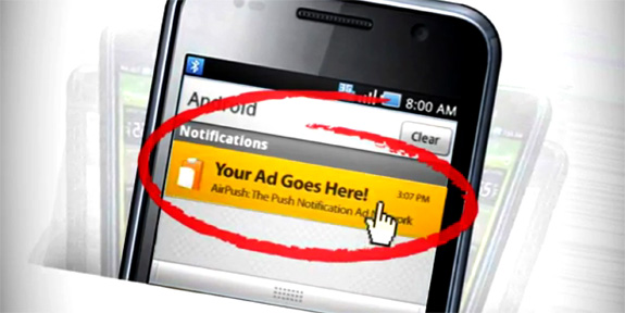 Ads in Android's Notifications Pane: Why It's Happening and What to