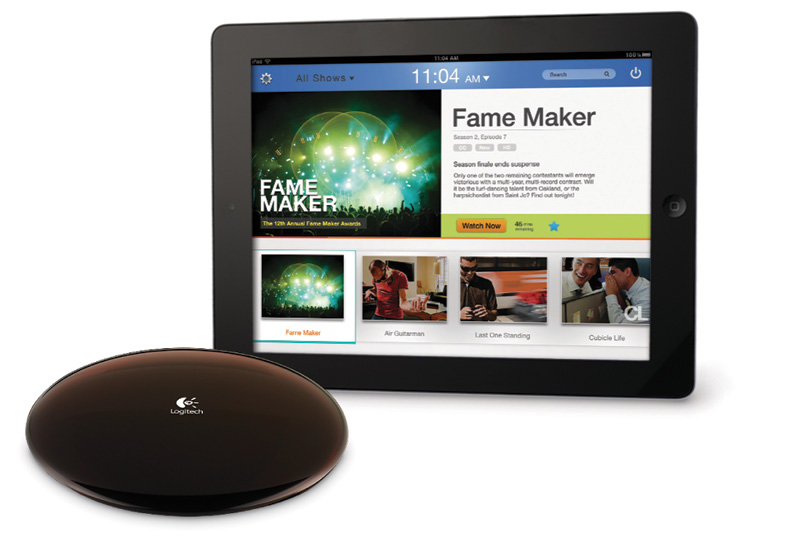 Harmony Link Rolls Universal Remote and TV Guide into iPad
