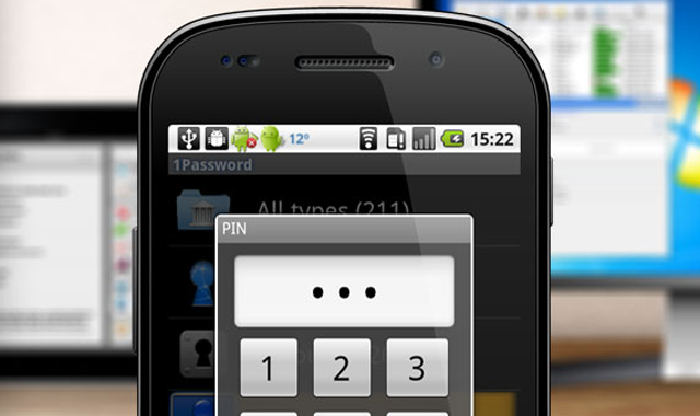 how to make a password on your phone