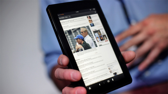 Analyzing the Kindle Fire: UI Challenges for the 7-Inch