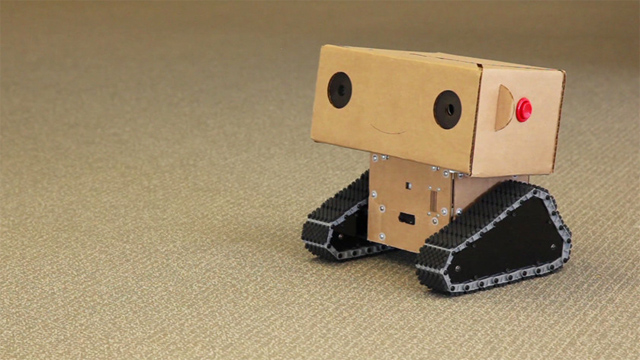 Image Gallery simple robot