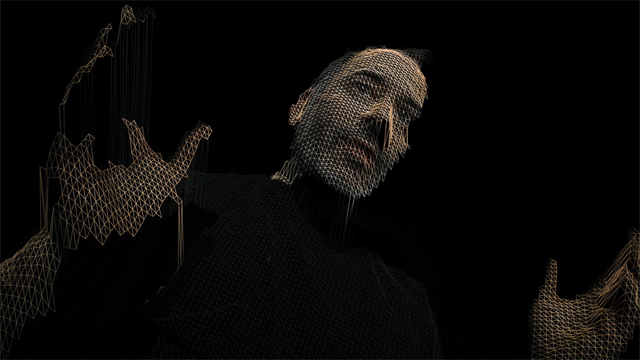Kinect and a DSLR Create an Amazing Real-Time 3D Model