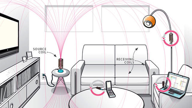 Startup's Wireless Charging Technology Works Across an Entire Room