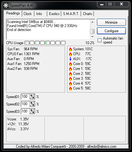 Pc fan controller software